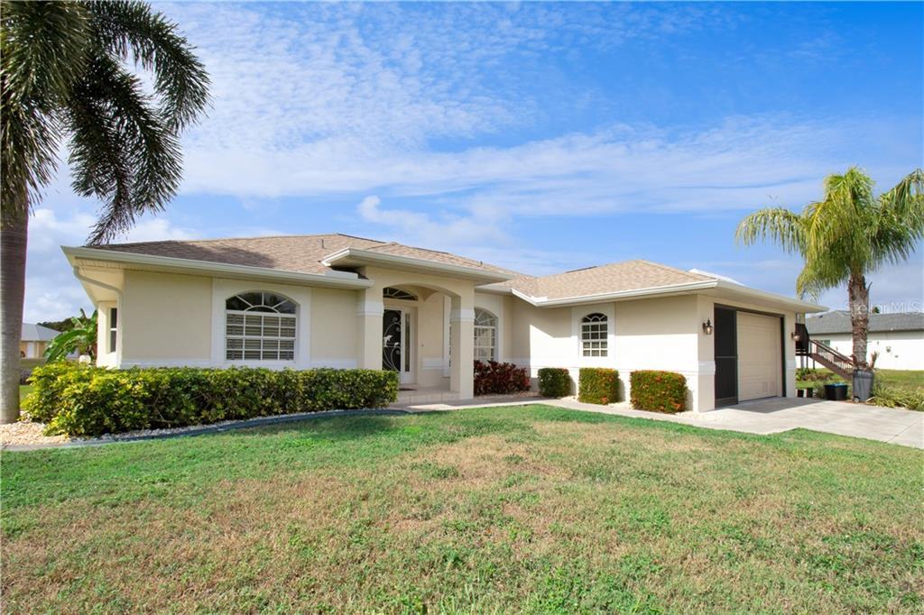 3452 SANTA CLARA DRIVE Property Photo - PORT CHARLOTTE, FL real estate listing
