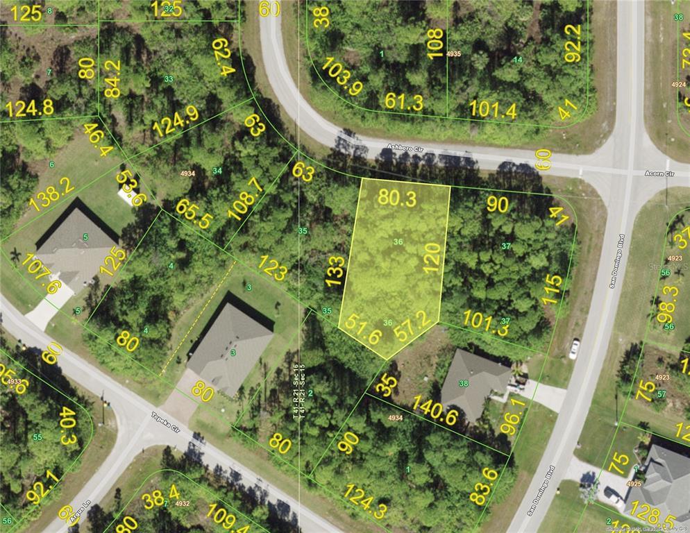 8514 Ashboro Circle Property Photo