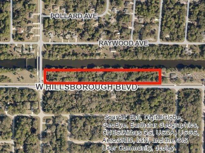 W Hillsborough Boulevard Property Photo
