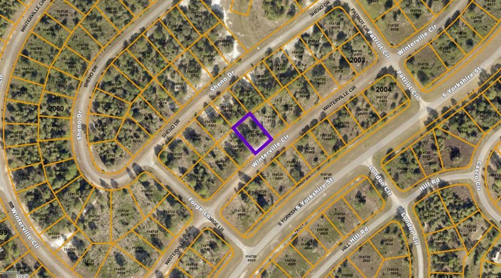 Winterville Circle Property Photo