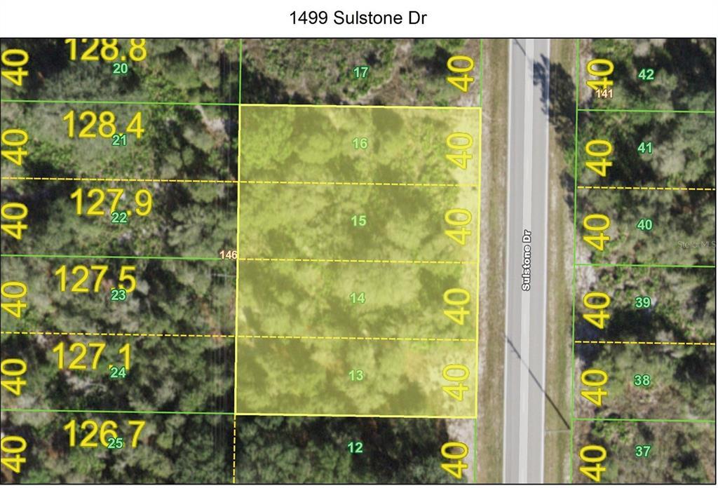 1499 Sulstone Drive Property Photo