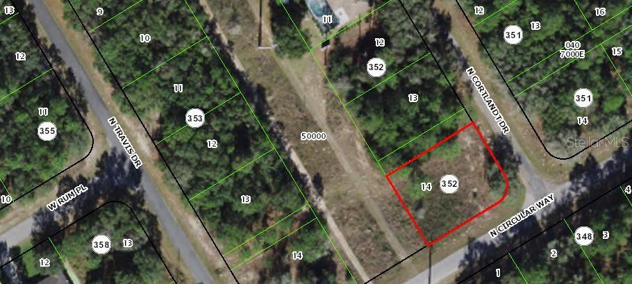 8810 N Cortlandt Drive Property Photo