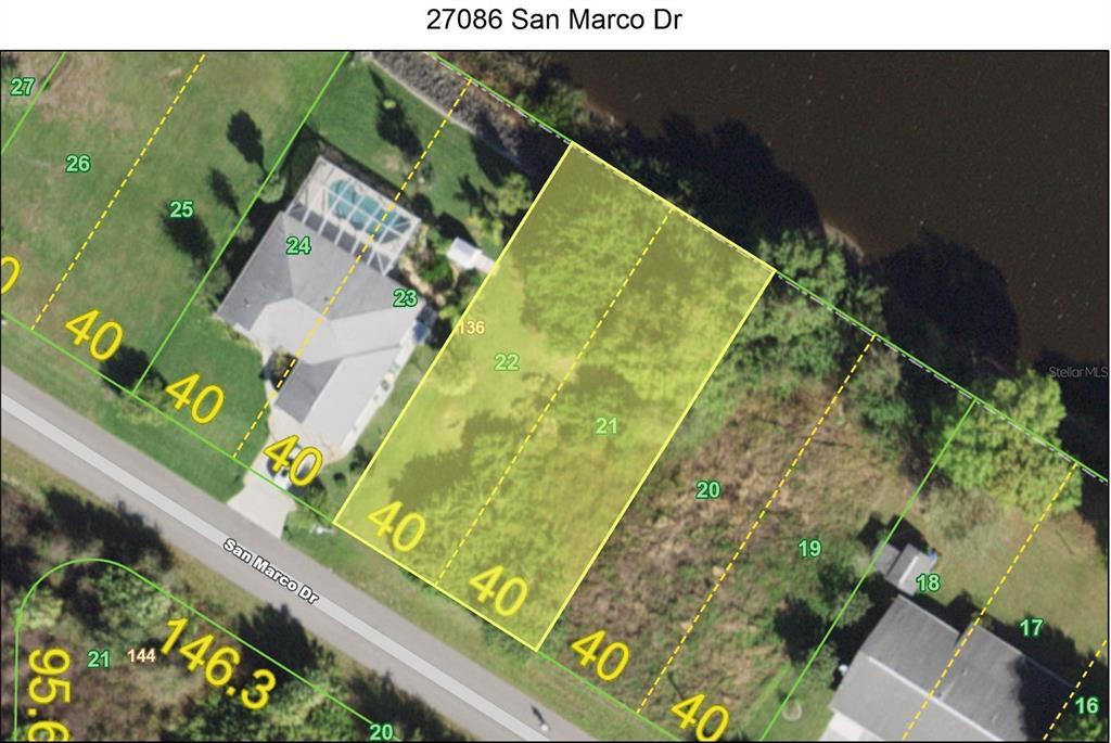 27086 San Marco Drive Property Photo