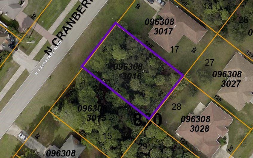 Lot 16 Cranberry Boulevard Property Photo