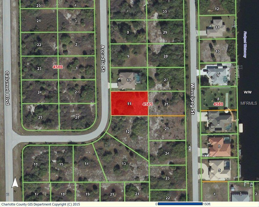 10274 Arcadia Street Property Photo