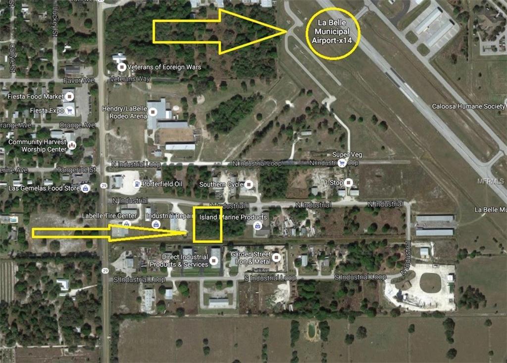 139 N INDUSTRIAL LOOP Property Photo - LABELLE, FL real estate listing