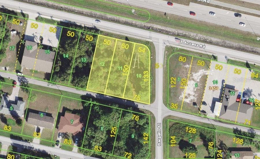 3487 S Access Road Property Photo