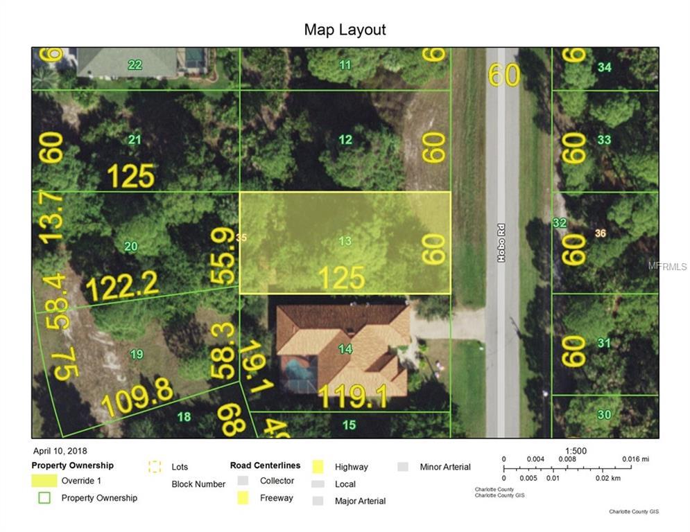 116 HOBO RD Property Photo