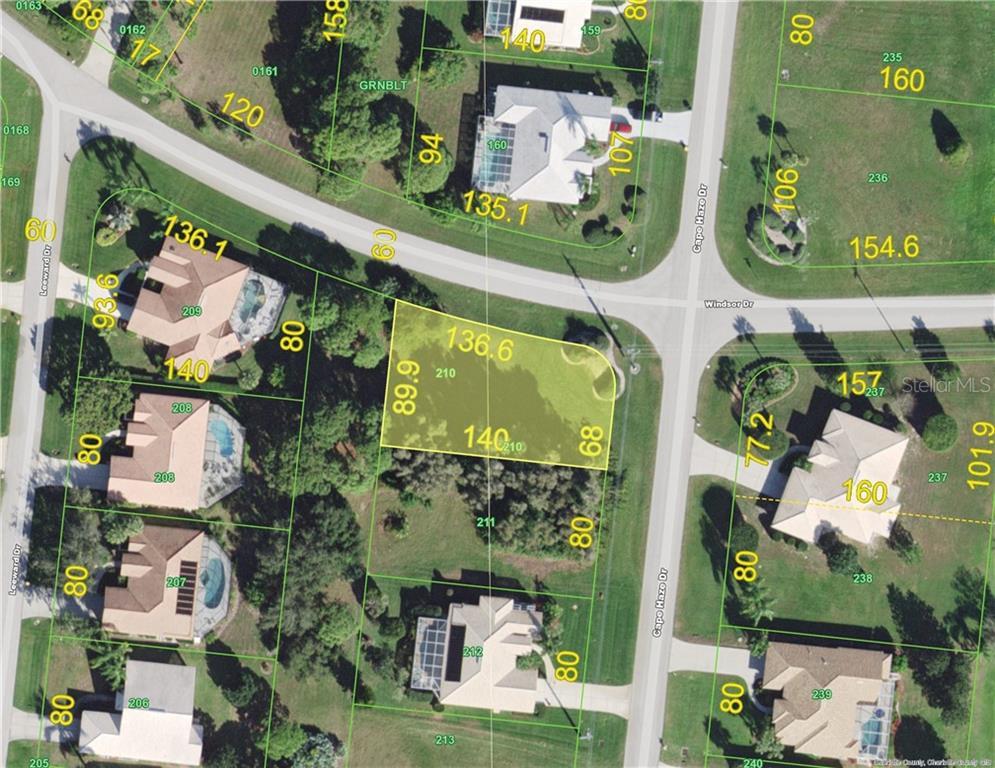 4190 Cape Haze Drive Property Photo