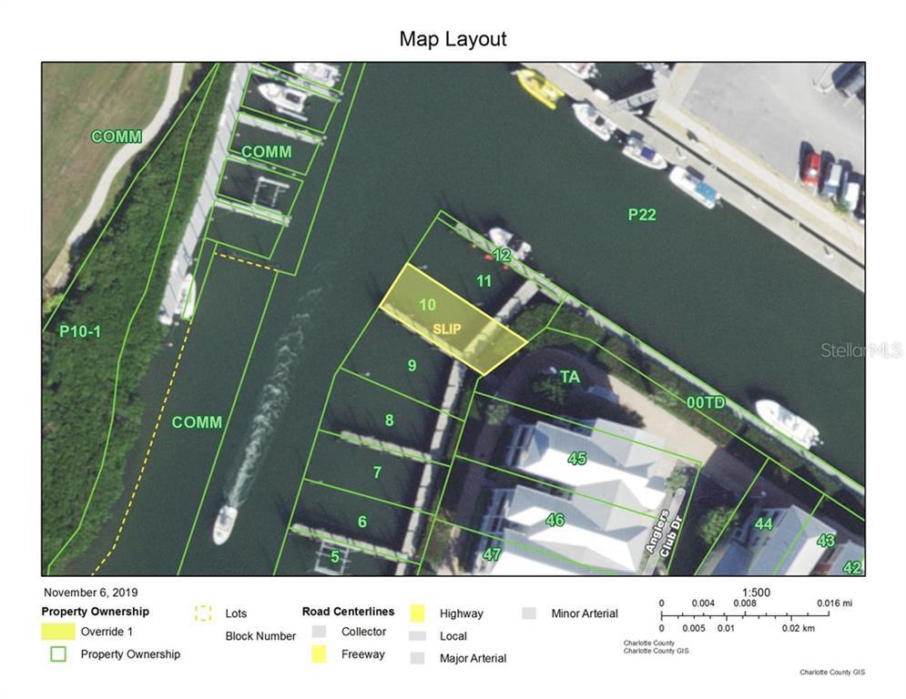 11711 ANGLERS CLUB SLIP 10 #10 Property Photo - PLACIDA, FL real estate listing