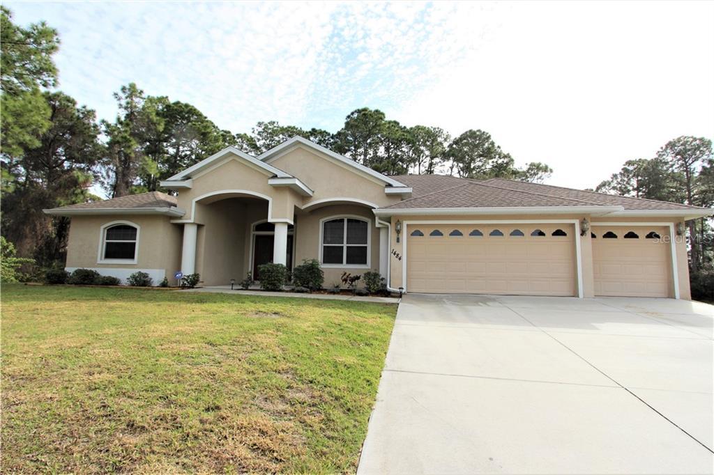 1484 PRAIRIE TER Property Photo - NORTH PORT, FL real estate listing
