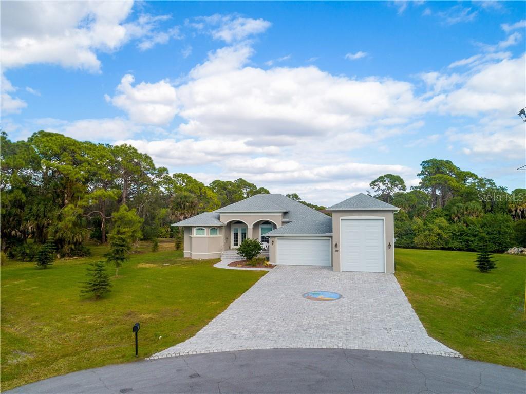 124 CUTLASS DR Property Photo - ROTONDA WEST, FL real estate listing