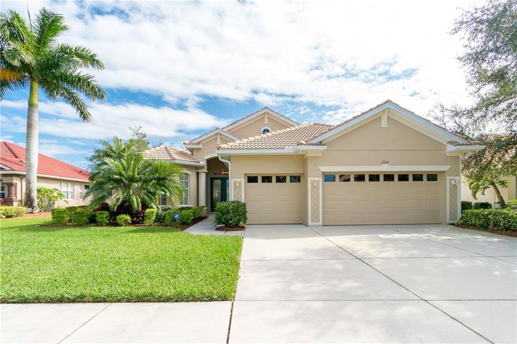 1100 CREEK NINE DR Property Photo - NORTH PORT, FL real estate listing