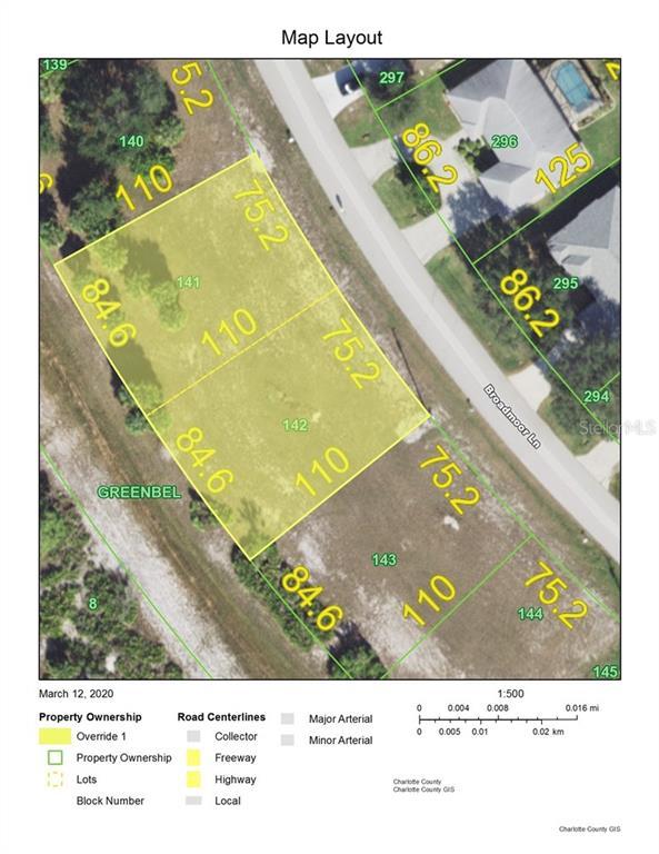 135 BROADMOOR LANE Property Photo