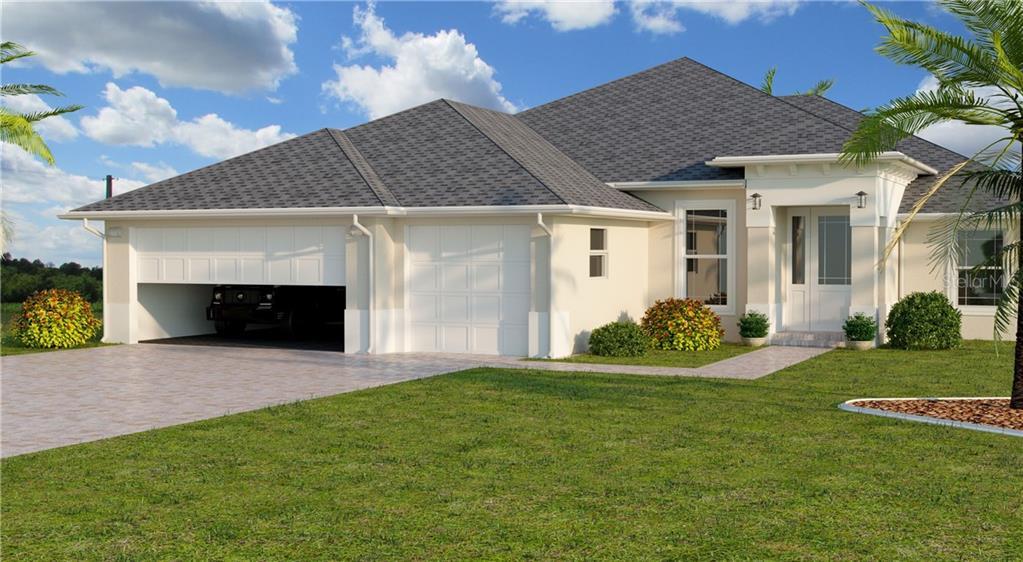 167 SPORTSMAN RD Property Photo - ROTONDA WEST, FL real estate listing