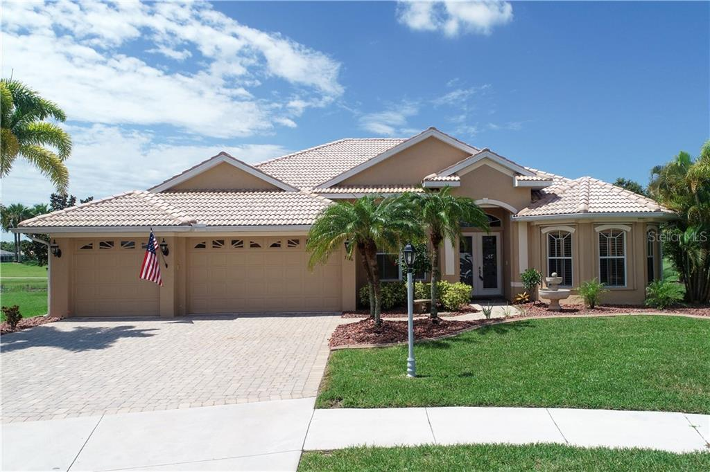 3346 BAILEY PALM CT Property Photo - NORTH PORT, FL real estate listing