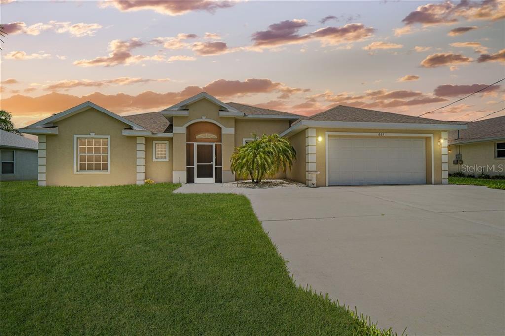 665 ROTONDA CIRCLE Property Photo - ROTONDA WEST, FL real estate listing