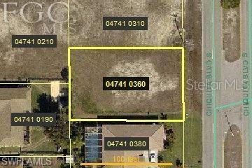 4318 CHIQUITA BOULEVARD S Property Photo - CAPE CORAL, FL real estate listing