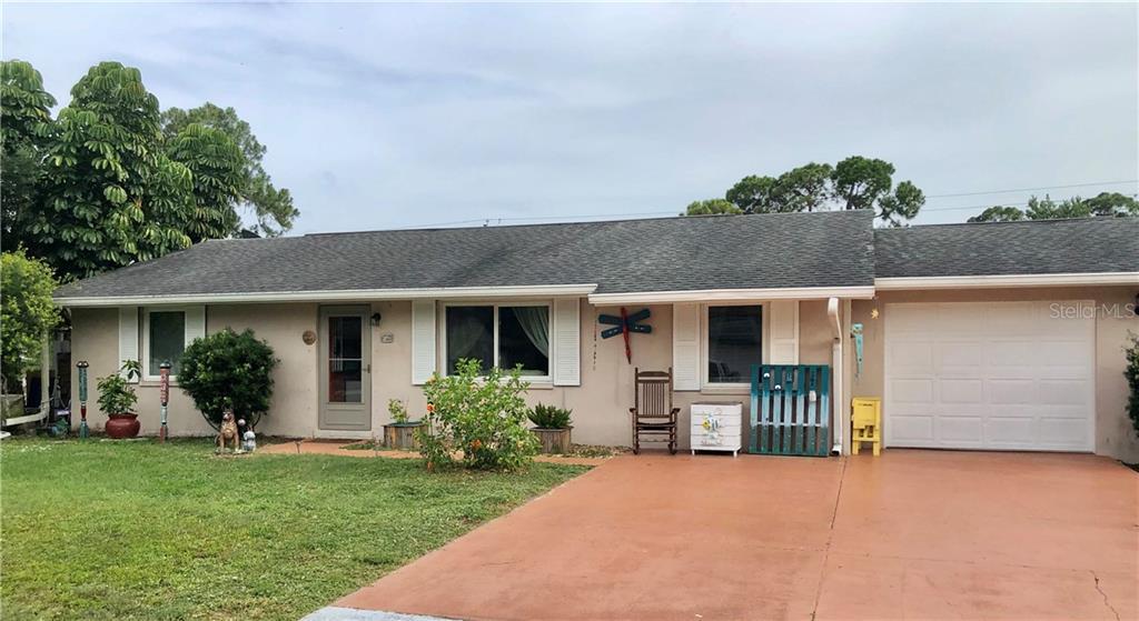 1119 BARBOUR AVENUE Property Photo - PORT CHARLOTTE, FL real estate listing