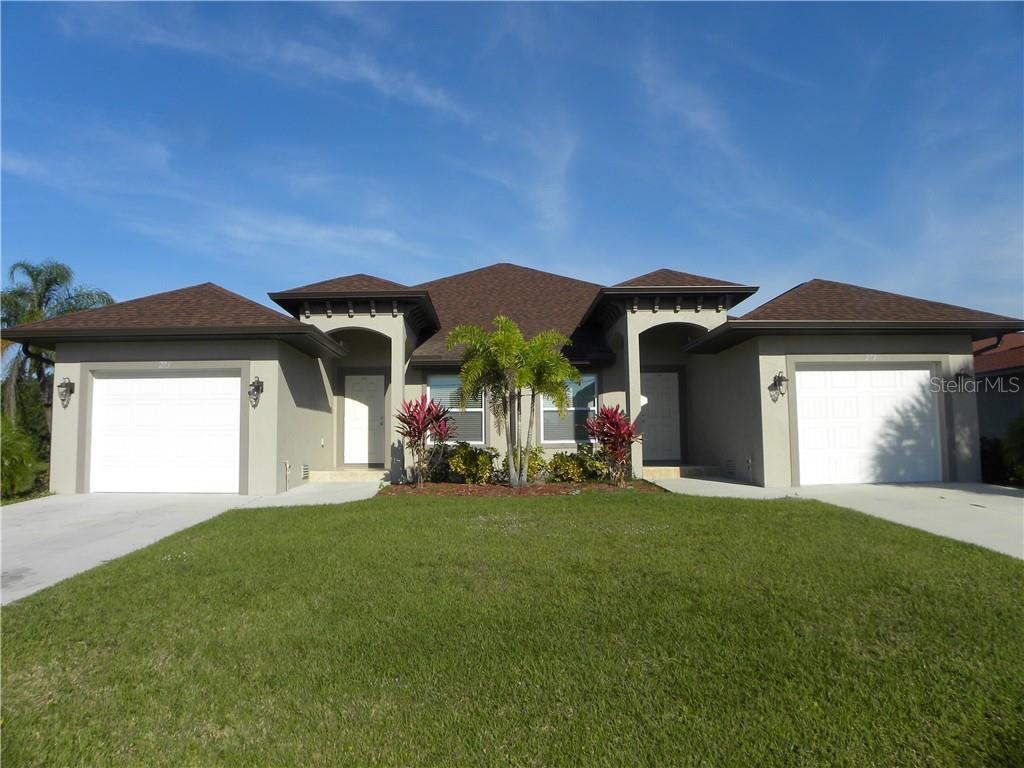 273 BOUNDARY BLVD #1 & 2 Property Photo - ROTONDA WEST, FL real estate listing
