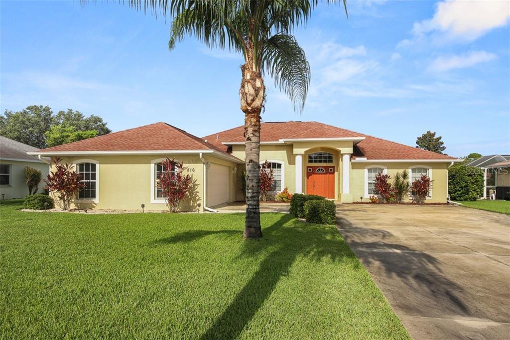 816 BOUNDARY BLVD Property Photo - ROTONDA WEST, FL real estate listing