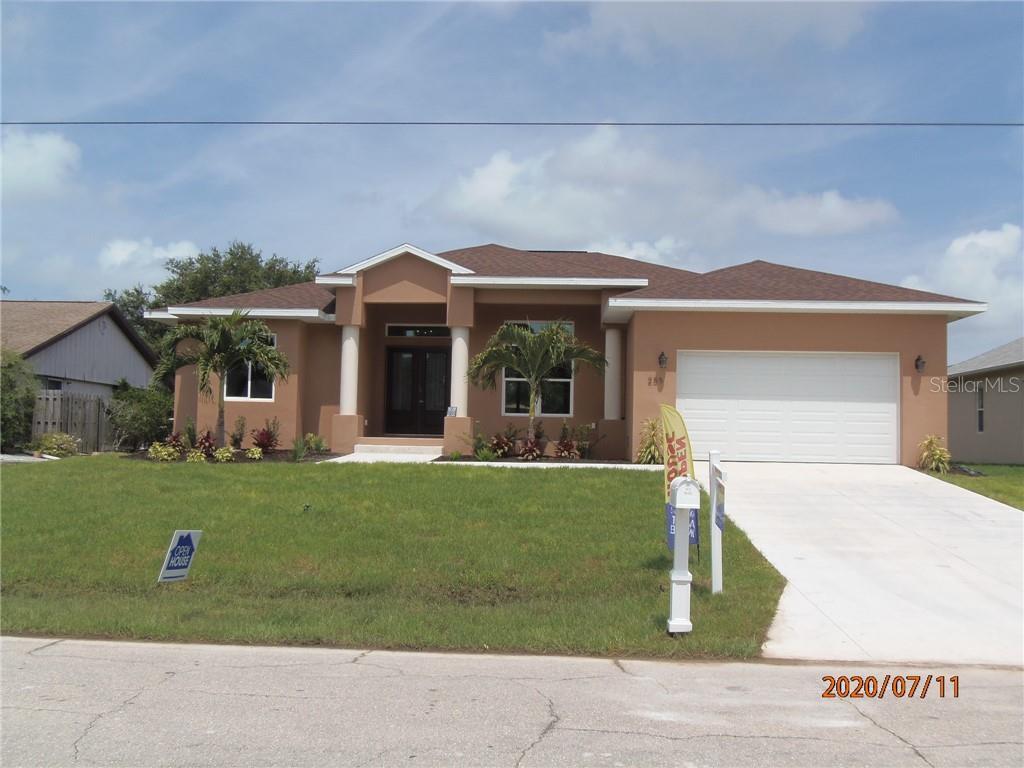 255 ROTONDA CIRCLE Property Photo - ROTONDA WEST, FL real estate listing