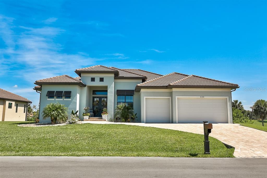 2132 PADRE ISLAND DR Property Photo - PUNTA GORDA, FL real estate listing