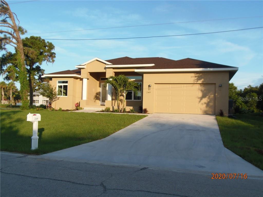 249 ROTONDA CIRCLE Property Photo - ROTONDA WEST, FL real estate listing