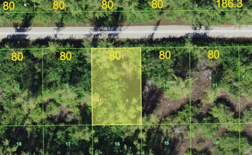 16865 LEGGET CIRCLE Property Photo