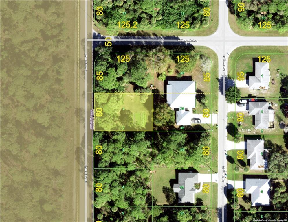 5400 Jennings Boulevard Property Photo