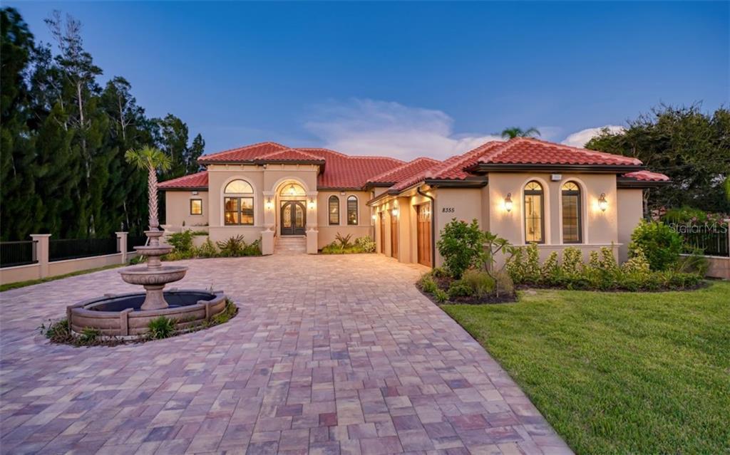 8355 Manasota Key Road Property Photo