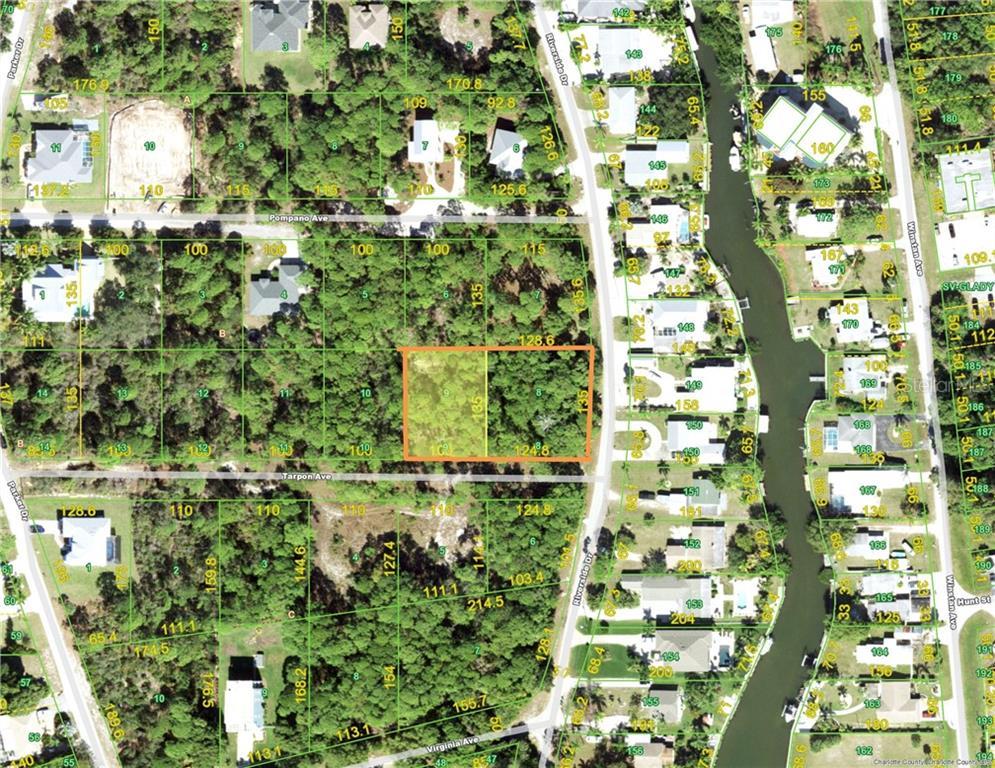 1695 & 1705 Tarpon Avenue Property Photo