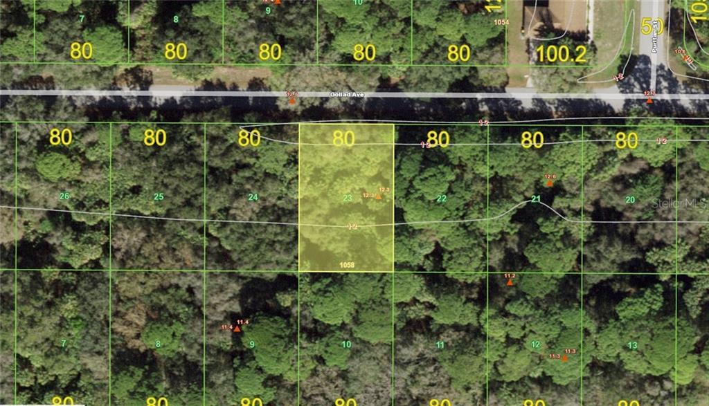 18161 Goliad Avenue Property Photo