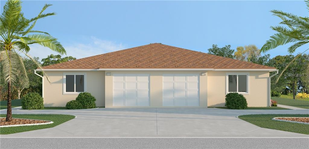 129 BOUNDARY BOULEVARD Property Photo - ROTONDA WEST, FL real estate listing