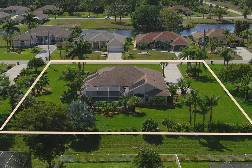 803 BOUNDARY BOULEVARD Property Photo - ROTONDA WEST, FL real estate listing