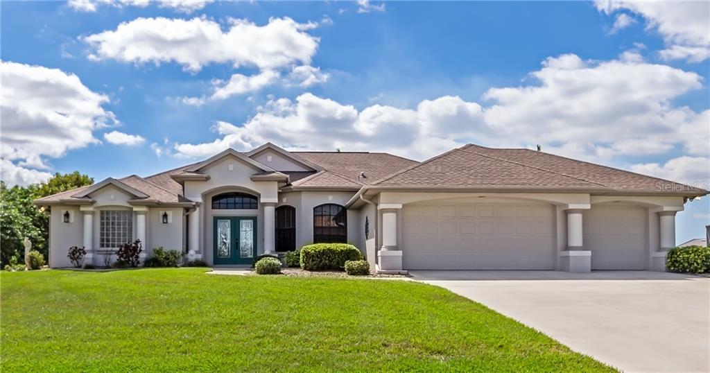 8196 TECUMSEH CIRCLE Property Photo - PORT CHARLOTTE, FL real estate listing
