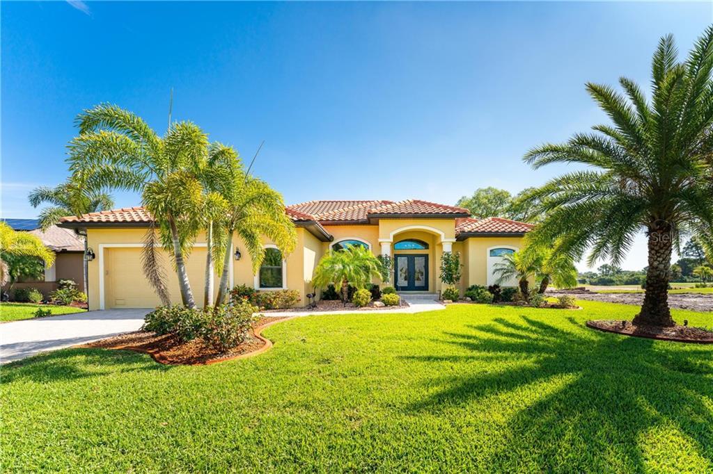 23 TEE VIEW ROAD Property Photo - ROTONDA WEST, FL real estate listing