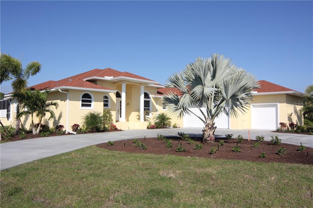 107 WHITE MARSH LANE Property Photo - ROTONDA WEST, FL real estate listing