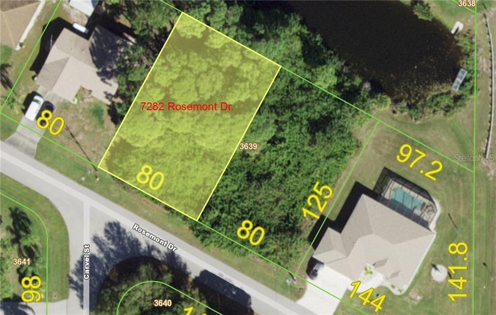 7282 Rosemont Drive Property Photo