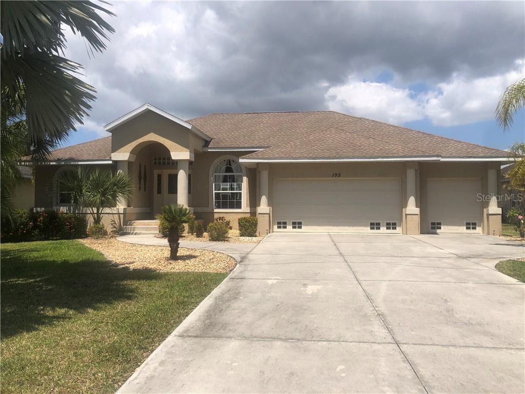 195 ROTONDA BOULEVARD E Property Photo - ROTONDA WEST, FL real estate listing