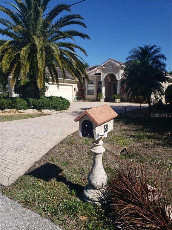 59 MEDALIST ROAD Property Photo - ROTONDA WEST, FL real estate listing