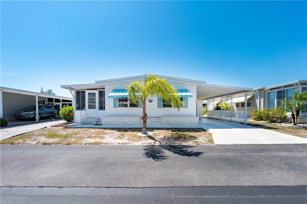 3 N FLORA VISTA STREET Property Photo - ENGLEWOOD, FL real estate listing