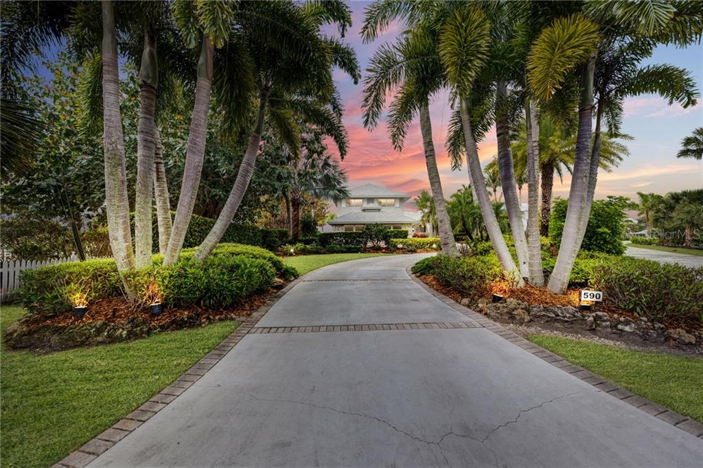 590 GASPAR DRIVE Property Photo - CAPE HAZE, FL real estate listing