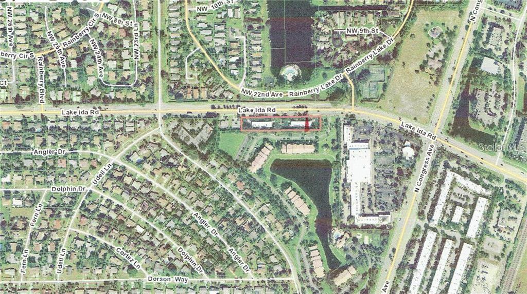 2100 LAKE IDA ROAD #16 Property Photo - DELRAY BEACH, FL real estate listing