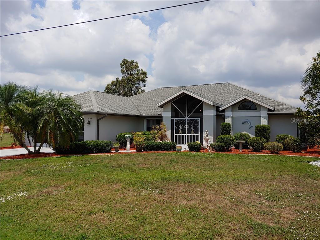 26266 LANCER LANE Property Photo - PUNTA GORDA, FL real estate listing
