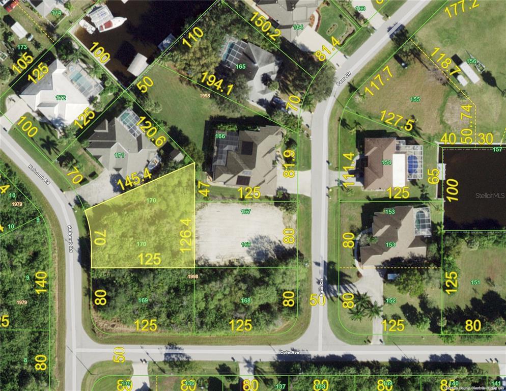 3196 Holcomb Road Property Photo