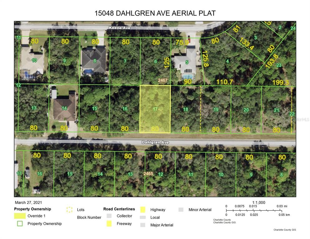 15048 Dahlgren Avenue Property Photo