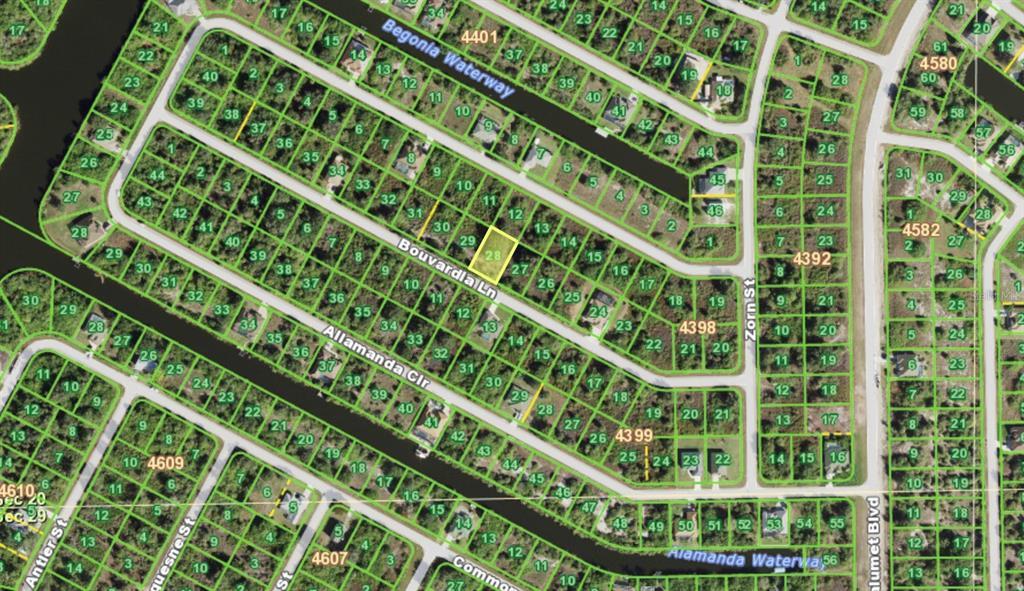 13404 Bouvardia Lane Property Photo