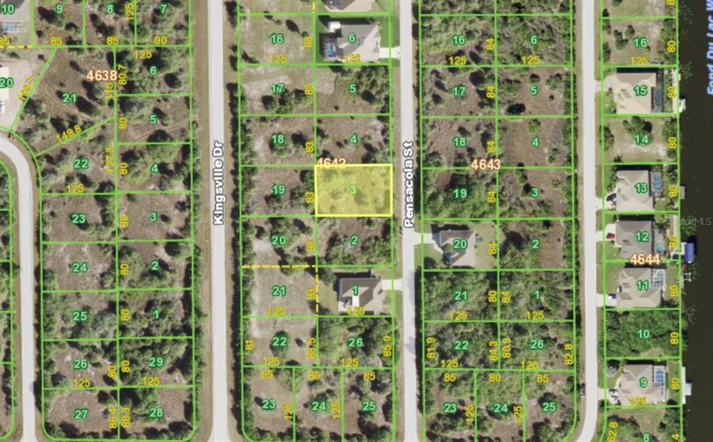 10457 Pensacola Street Property Photo