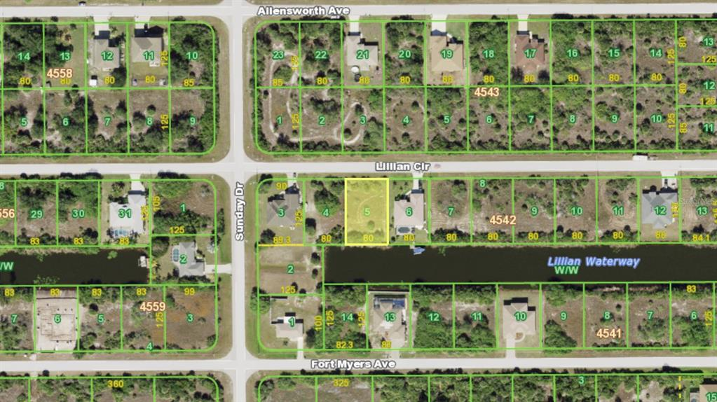 14614 Lillian Circle Property Photo
